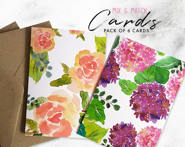 Greeting Card Mix & Match BUNDLE DEAL - ANY CARDS