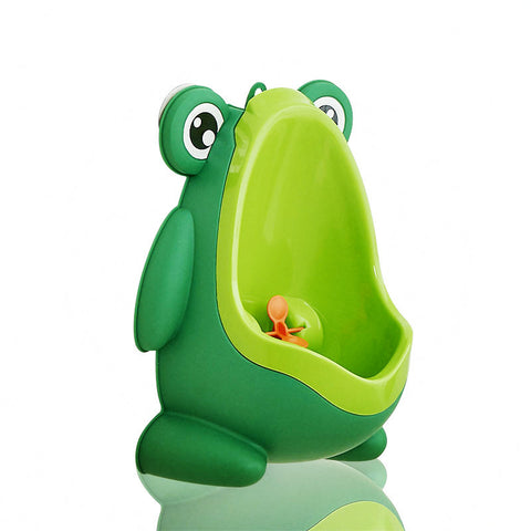 Cute Frog Potty Toilet Training Urinal For Boys