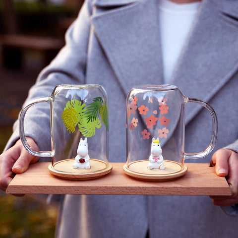 Moomin Glass Cup