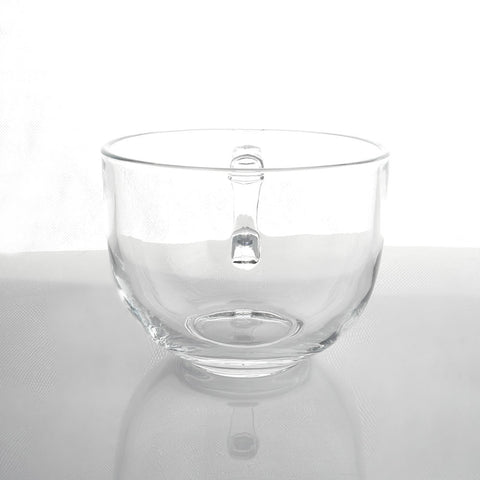 Transparent Bowl Cup