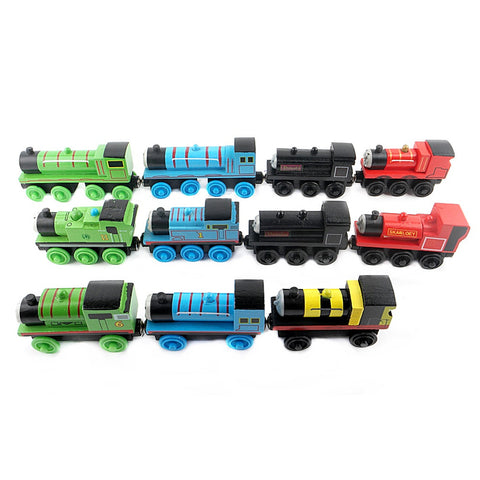 Thomas & Friends Wooden Railway  11 Trains Set