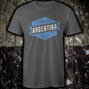 "Image of Argentina - Vintage ""La Albiceleste"" World Cup Russia 2018 T-Shirt"