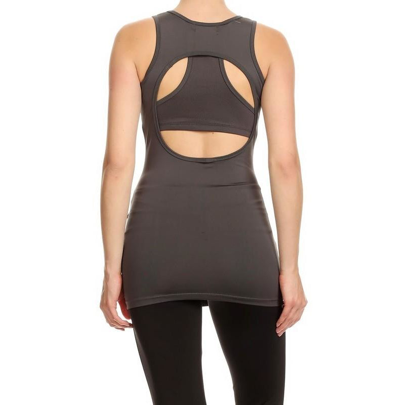 The Cut Out Tank - Studio To Street Boutique