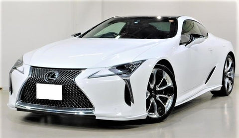 TRD JAPAN 2018-2019 Lexus LC 500/500h Factory Painted Front Lip Spoiler Kit