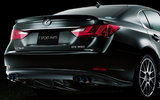 TRD JAPAN 2013-2015 Lexus GS F SPORT Rear Spoiler with Front Aero Spats
