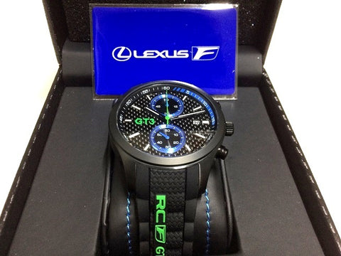 Lexus Racing RC-F GT3 Chronograph Sport Watch