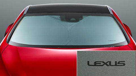 Genuine Lexus Japan 2018 LC 500/500h Front Sunshade