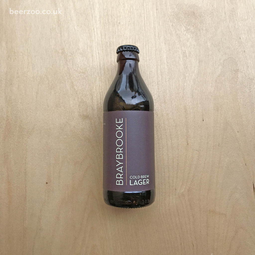Braybrooke Cold Brew Lager 5.4% (330ml)