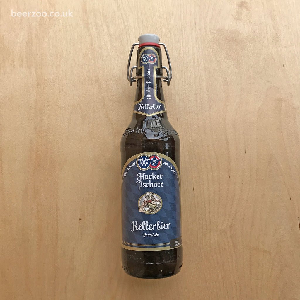 Hacker Pschorr Kellerbier 5.5% (500ml)
