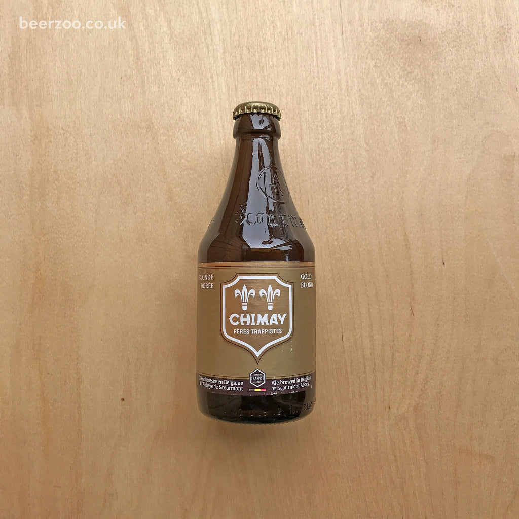 Chimay Gold 4.8% (330ml)