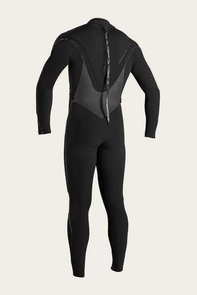 PSYCHO FREAK 4/3MM BACK ZIP FULL WETSUIT
