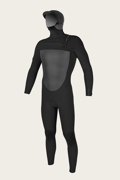 ORIGINAL 5/4MM CHEST ZIP FULL W/HOOD WETSUIT