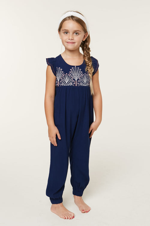LITTLE GIRLS MOLLY JUMPSUIT