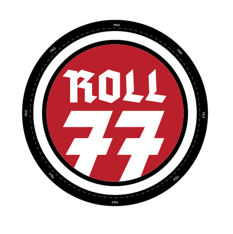 Roll 77 Circle Gi Patch