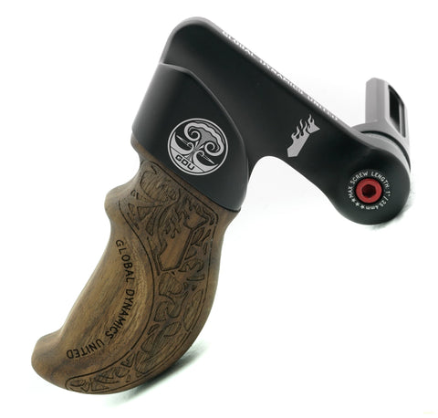 Global-Dynamics United (GDU) Cowboy Handle 01