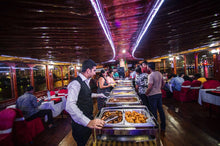 Desert Safari, City Tour, Dhow Cruise Dinner