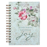 In Your Presence Is Fullness of Joy Wirebound Journal