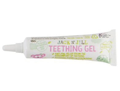 Jack N' Jill Teething Gel - Little ones kingdom