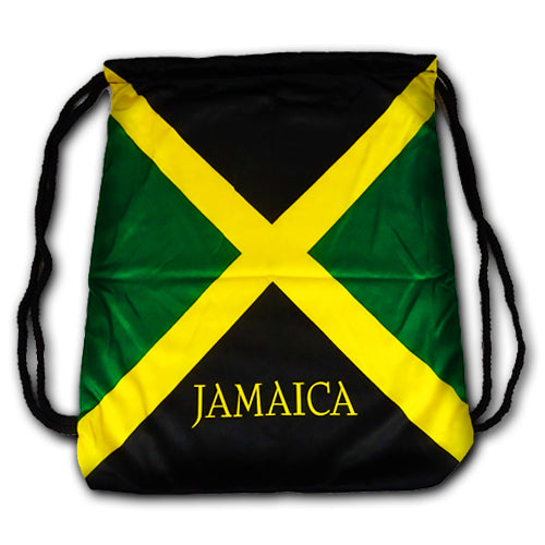 Drawstring Jamaica Bag