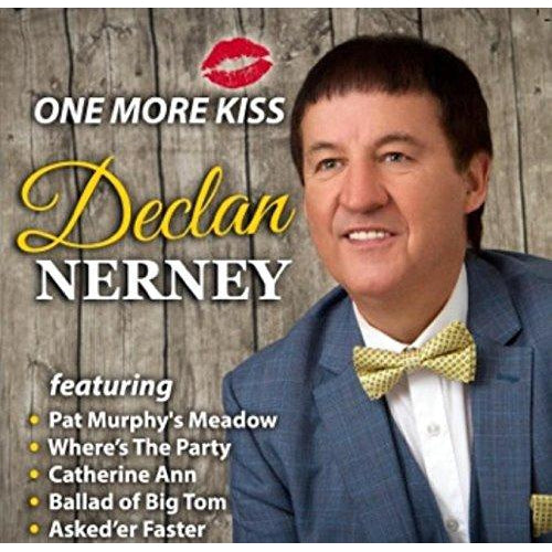 DECLAN NERNEY - ONE MORE KISS [CD]