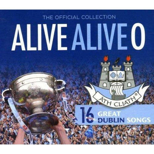 Alive Alive O: 16 Great Dublin Songs [CD]