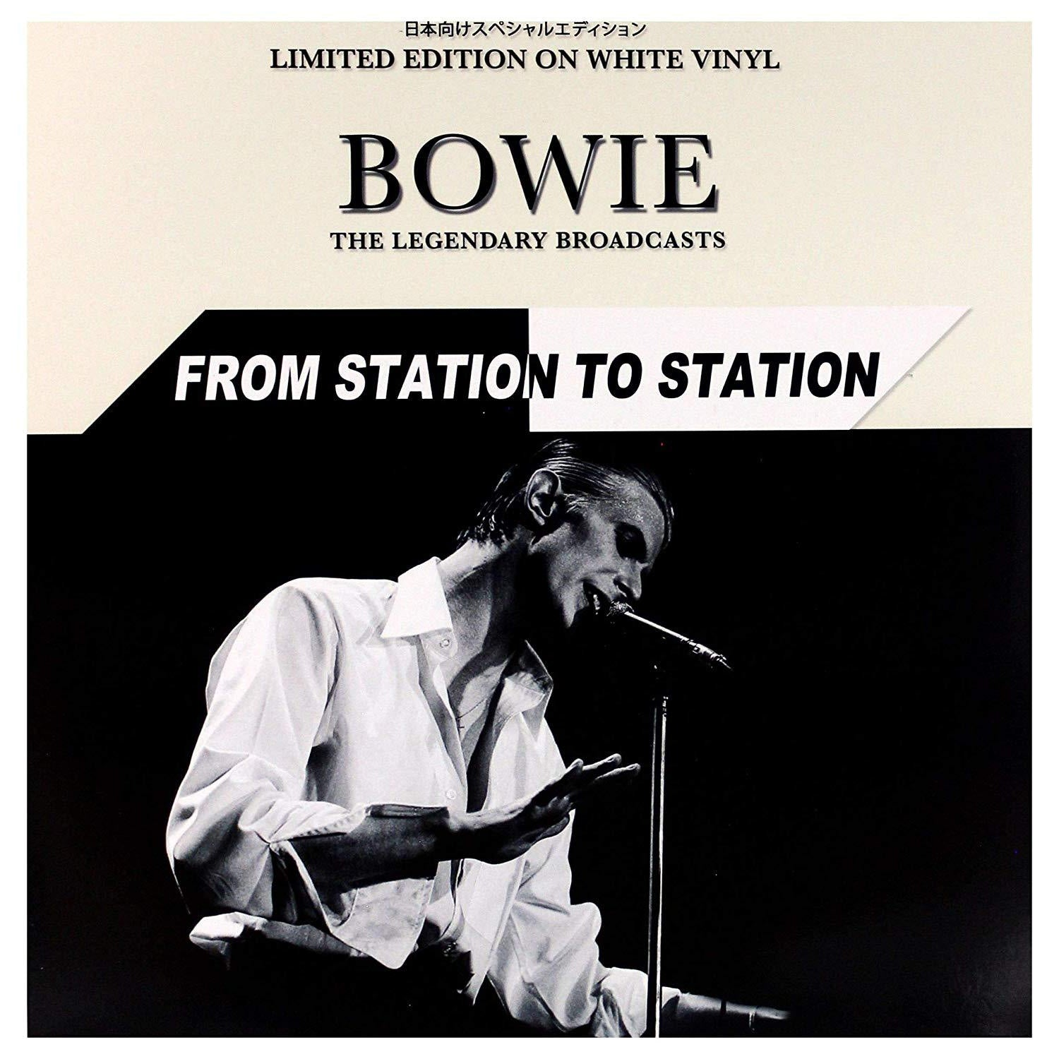David Bowie - From Station To Station: Limited Edition (White Vinyl) [Vinyl]