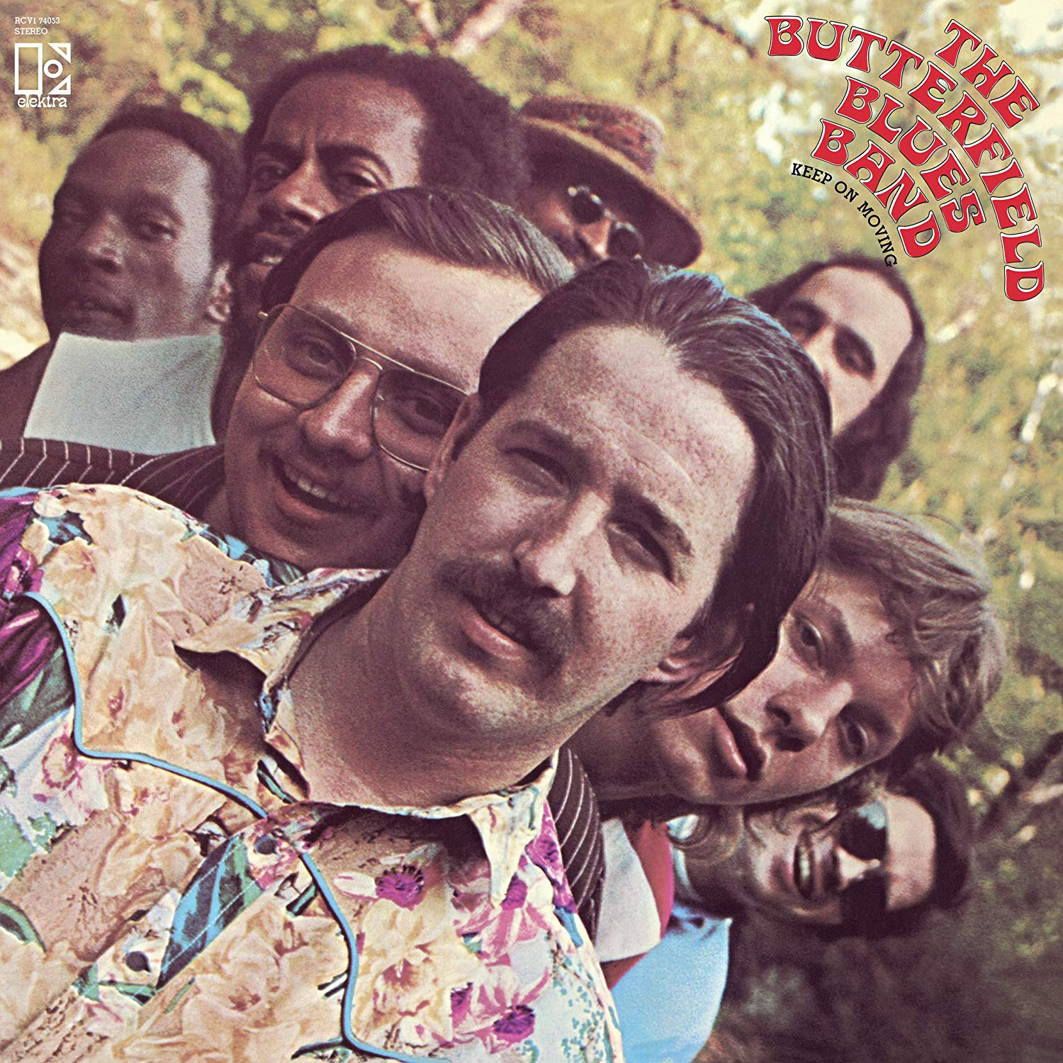 KEEP ON MOVING: PAUL BUTTERFIELD [Pre-Order Vinyl] OUT 26.07.19 PRE-ORDER NOW