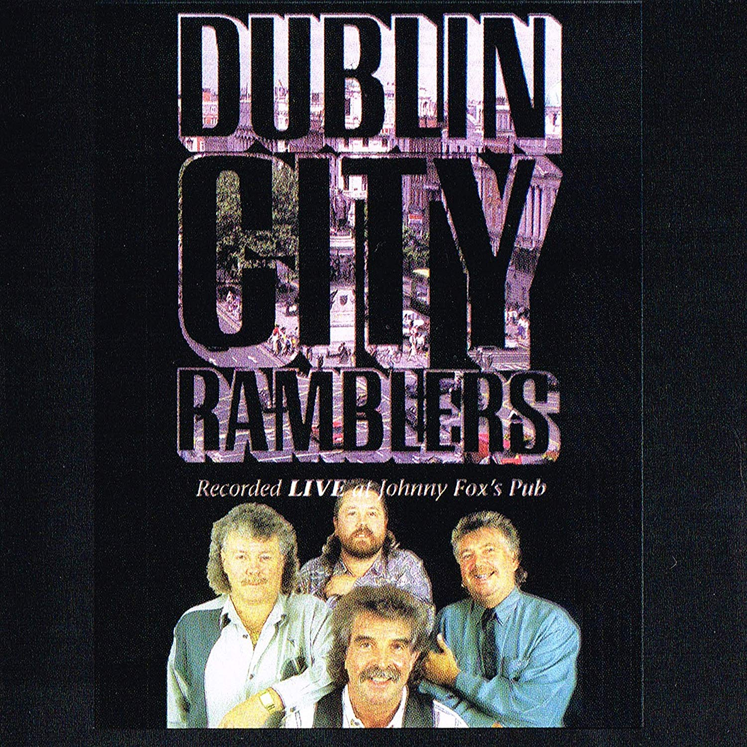 Dublin City Ramblers - Recorded Live At Johnny Fox's Pub [CD]