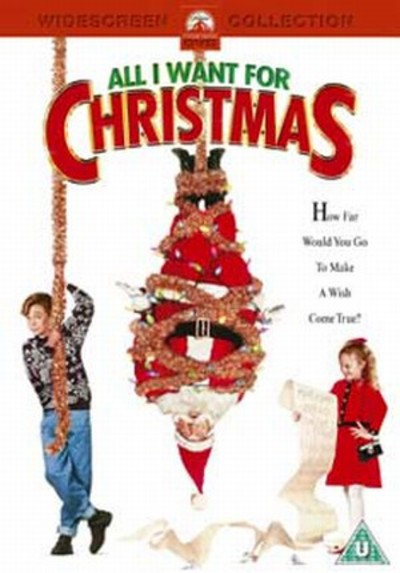 All I Want for Christmas - Mary Kay Powell [DVD]