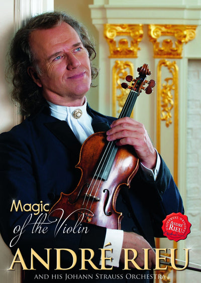André Rieu: Magic of the Violin - André Rieu [DVD]