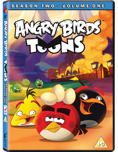 Angry Birds Toons: Season Two - Volume One - Eric Guaglione [DVD]