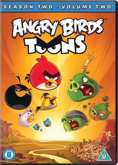 Angry Birds Toons: Season Two - Volume Two - Eric Guaglione [DVD]