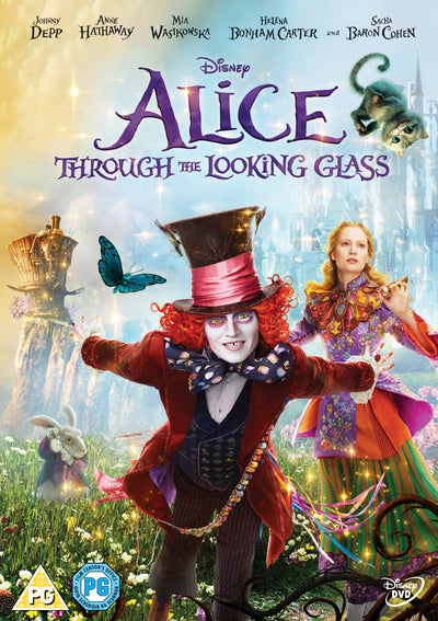 Alice Through the Looking Glass - James Bobin [DVD]