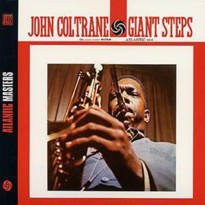 Giant Steps - John Coltrane [CD]