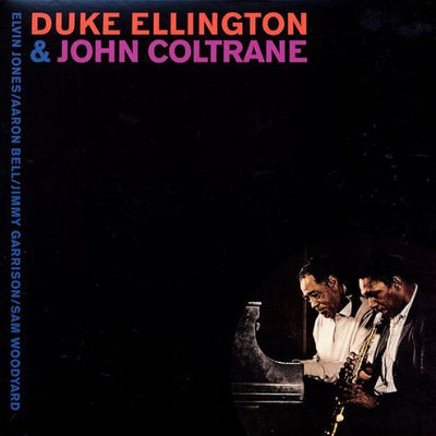 Duke Ellington and John Coltrane - Duke Ellington and John Coltrane [VINYL]