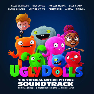 Uglydolls:   - Various Artists [CD]