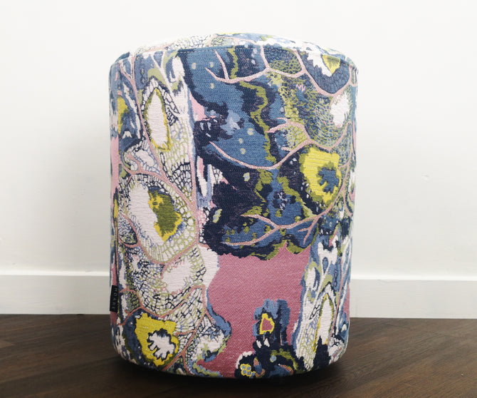 Rose HOARE fabric stool