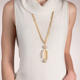 Boboli Long Pendant Necklace