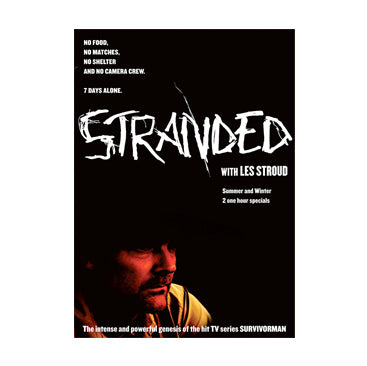 Survivorman - Stranded with Les Stroud - DVD
