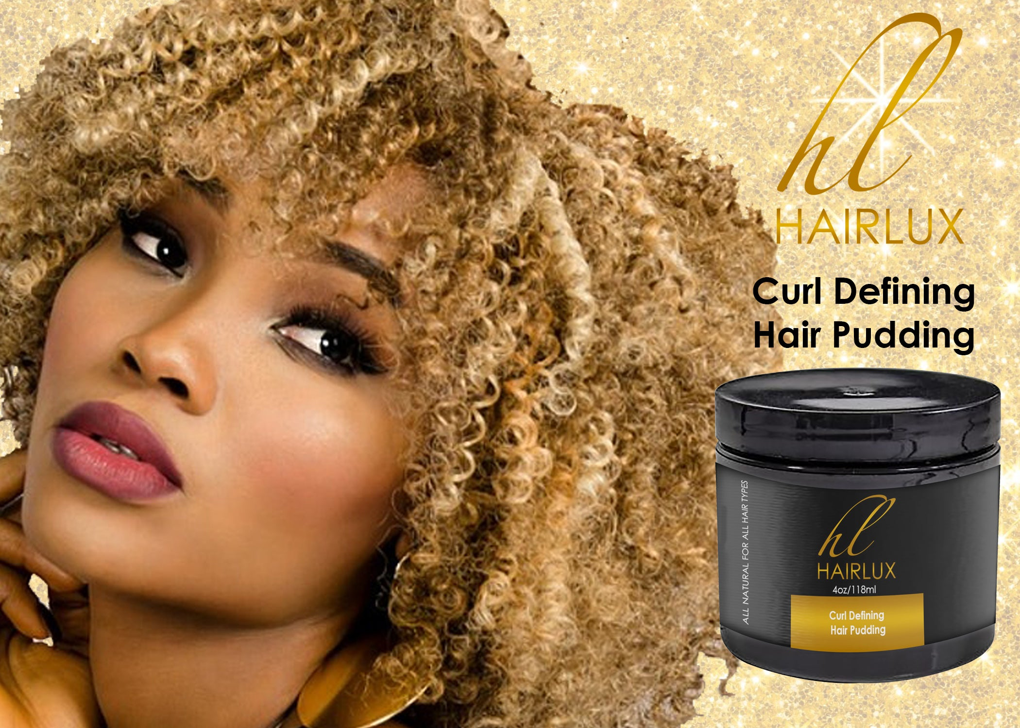 Curl Defining Hair Pudding
