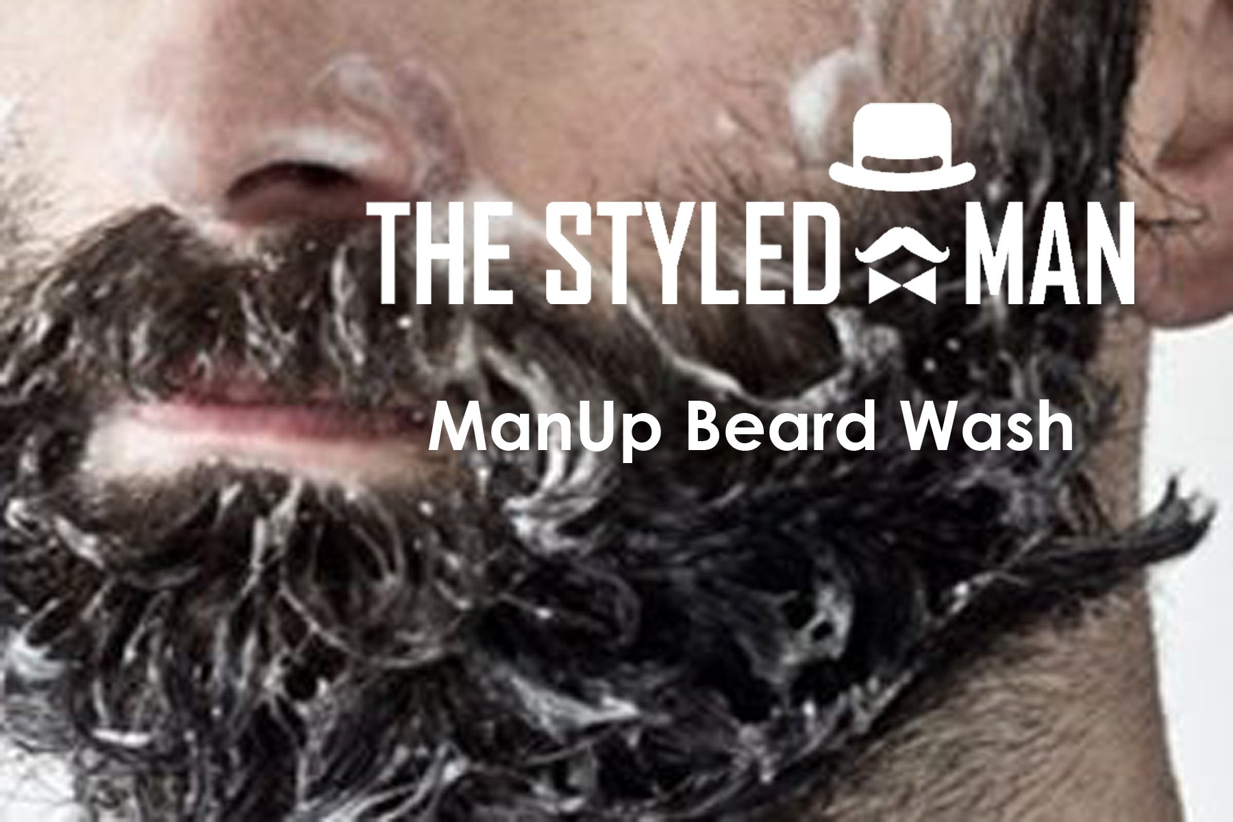 ManUp Hydrating Beard Wash