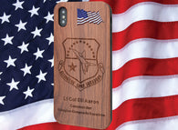 Ellington Composite Squadron with Name/Rank for iPhone and Galaxy Phone Cases
