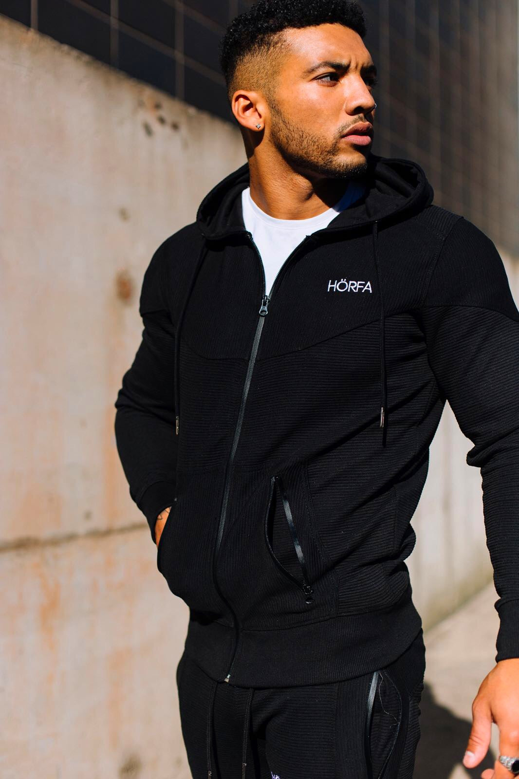 Shop for men's gym wear. Our tracksuit includes joggers and hoodie.