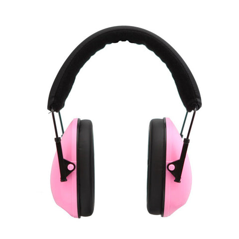 Mack's Shooters Double Up Ear Defenders - Pink