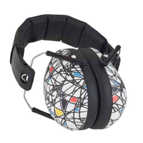 Banz Ear Defenders For Kids - Squiggle