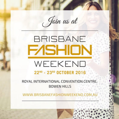 SFH Designs at Brisbane Fashion Weekend