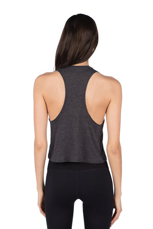FEARLESS RACERBACK CROPPED TANK