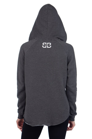 SHADOW LUXE LOUNGE HOODIE