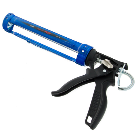 Tajima Convoy RS Sealant Caulking Gun with a Barrel Body and Duel Power 8:1 and 16:1 Thrust System 310ML