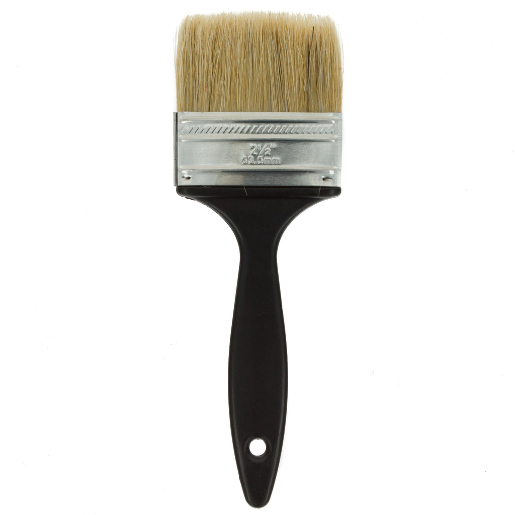 Coral Value Chip Paint Brush with a Bristle Paintbrush Head for use with All Paints 2.5 inch